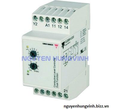 CLP2EA1CM24 điều khiển mức chất lỏng 2 cấp