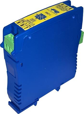 Bộ chuyển đổi điện áp một chiều VDC sang analog ISC-VDC