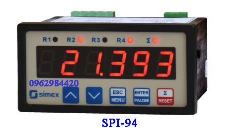 Đồng hồ đo lưu lượng SPI-94