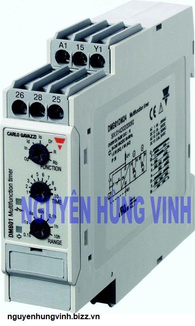 DMB01DM24 timer 7 chức năng hai dòng thời gian