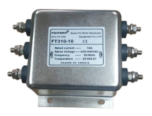Bộ lọc nguồn 3 PHA - FT310